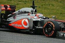 Formel 1 - Telmex als neuer Partner?: McLaren: Vodafone steigt als Sponsor aus