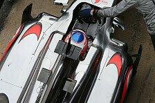 Formel 1 - Saisonstart in Gefahr?: Button versteht das Auto nicht