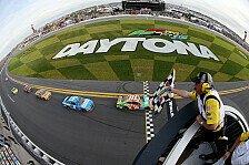NASCAR - Autoteile auf Trib�ne geschleudert: Horror-Unfall in Daytona: Viele Zuschauer verletzt