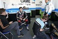 Moto2 - Testfahrten Jerez