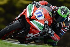Bikes - 2014 in die Moto2: Weltmeister Sam Lowes