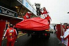 Formel 1 - Rutschpartie in Barcelona: Der Formel-1-Tag im Live-Ticker: 22. Februar
