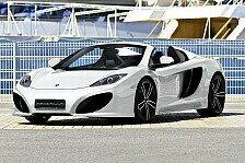 Auto - Offen f�r Extremsport: Gemballa GT Spider auf Basis des McLaren 12C