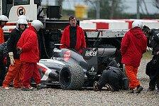 Formel 1 - Sutil entgeht der Rutschpartie: Barcelona: 9 Antworten zu den 2. Tests