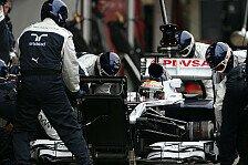 Formel 1 - Fehler abstellen, Chancen nutzen: Williams: Siege sind m�glich