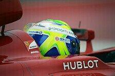 Formel 1 - Deutlich besser als 2012: Massa rudert zur�ck: F138 kein �berflieger