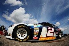 NASCAR - Weichen f�r erfolgreiche Zukunft gestellt: Champ Brad Keselowski bleibt bei Penske