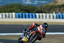 Superbike - Checa und Melandri st�rzen: Guintoli f�hrt zum ersten Sieg der Saison