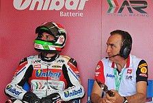 Superbike - Mit hohen Erwartungen zur�ck bei Ducati: Bevilacqua baut auf Canepa