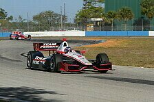 IndyCar - Hohe Erwartungen: Allmendinger glaubt an Sieg