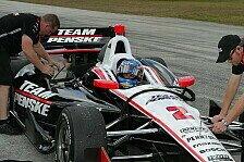 IndyCar - F�r jeden Fahrer ein Traum: Allmendinger: Penske-Deal unter Dach und Fach