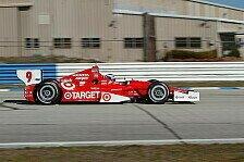 IndyCar - Bilder: Testfahrten - Sebring II