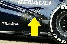 Formel 1 - Diskussionen beendet: Auspuff: Williams nimmt �nderungen vor
