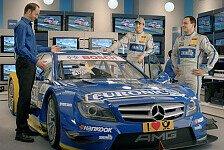 DTM - Nur das Beste bekommt den Stern: Paffett und Vietoris im Euronics-Mercedes