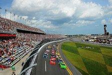 NASCAR - Niemand mehr in Lebensgefahr: Daytona-Unfall: Alle Verletzten stabil