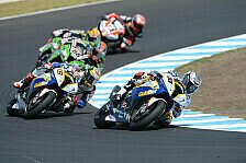 Superbike - Superbike-WM mit vielen Modifikationen: Manege frei in Down Under