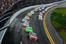 NASCAR - 49 Fahrer gehen in die Qualifikation: Vorschau II: Starterliste Daytona 500