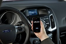 Auto - Mobiles Musikstreaming �ber Spotify: Ford EcoSport mit Ford SYNC AppLink erh�ltlich