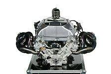 Formel 1 - Maximale Leistung bei m�glichst geringen Drehzahlen: 2014 nur noch 12.000 Umdrehungen?