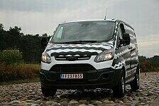Auto - Bilder: Der neue Ford Transit Custom