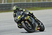 MotoGP - Neues Regenset ein Fehlgriff: Tech 3 macht Rolle r�ckw�rts