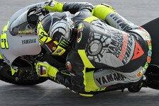 MotoGP - Rossi: Es wird hart