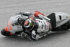 MotoGP - Lorenzo nicht wirklich glücklich