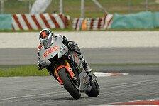 MotoGP - Rossi und Lorenzo über den Weltmeister