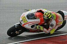 MotoGP - Pramac weit abgeschlagen