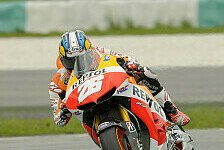 MotoGP - Pedrosa erobert Bestzeit zum Abschluss zurück