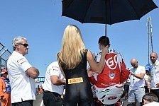 Superbike - Viel harte Arbeit hinter den Kulissen: Iddon in Australien nicht am Start