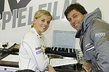 Formel 1 - Seitenwind bei Tempo 300: Wolff: Unangenehmes Gef�hl f�hrt mit