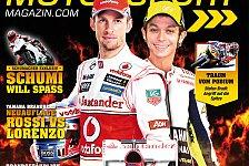 Formel 1 - Vorsicht, Explosionsgefahr!: Jetzt im Handel: Motorsport-Magazin #29