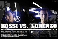 MotoGP - Rossi vs. Lorenzo: Jetzt neu: Motorsport-Magazin #29