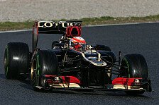 Formel 1 - Wieso nur Geheimfavorit?: Barcelona-Test die ultimative Stufe