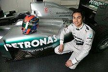 Formel 1 - Einsatz in Portugal: Jaafar absolviert Test f�r Mercedes