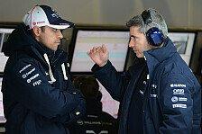 Formel 1 - Ersten H�rtetest mit Bravour bestanden: Pujolar: Regenreifen sind eine Verbesserung