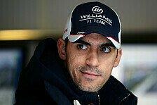 Formel 1 - Keine Angst um Sponsoren: Brundle: Maldonados Zukunft sicher