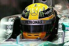 Formel 1 - Aus Scheu w�chst Liebe: Hamilton: Mercedes stellt Fahrer in Fokus