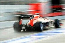 Formel 1 - Money, Money, Money: Marussia: Hausaufgaben gut gemacht?