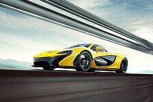 Auto - Leistungsdaten enth�llt: McLaren P1: 0 auf 100 in 2,8 Sekunden