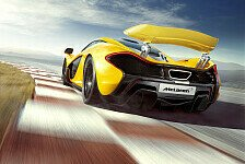 Auto - Nur 375 Exemplare: McLaren P1 - Der Rekordbrecher