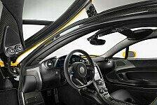 Auto - McLaren P1