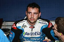 MotoGP - Fahren ohne F�hrerschein: Barbera wird bestraft