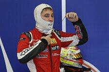GP2 - Frijns ersetzt Daly bei Hilmer