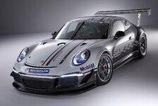 Auto - Sportliche Premieren im Jubil�umsjahr des 911: Porsche auf dem Auto-Salon in Genf