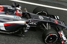 Formel 1 - Irgendwann einmal Weltmeister werden: H�lkenberg: Keine Gedanken an Ferrari