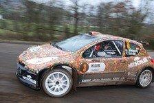 DRM - Titelentscheidung gefallen: Georg Berlandy ist Deutscher Rallye-Meister