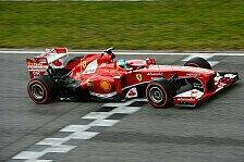 Formel 1 - Mit dem schwarzen Loch Richtung Titel: Ferrari: Hausaufgaben gut gemacht?