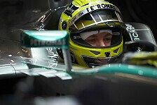 Formel 1 - Knackpunkt Stabilit�t: Rosberg: Notwendige Ver�nderungen